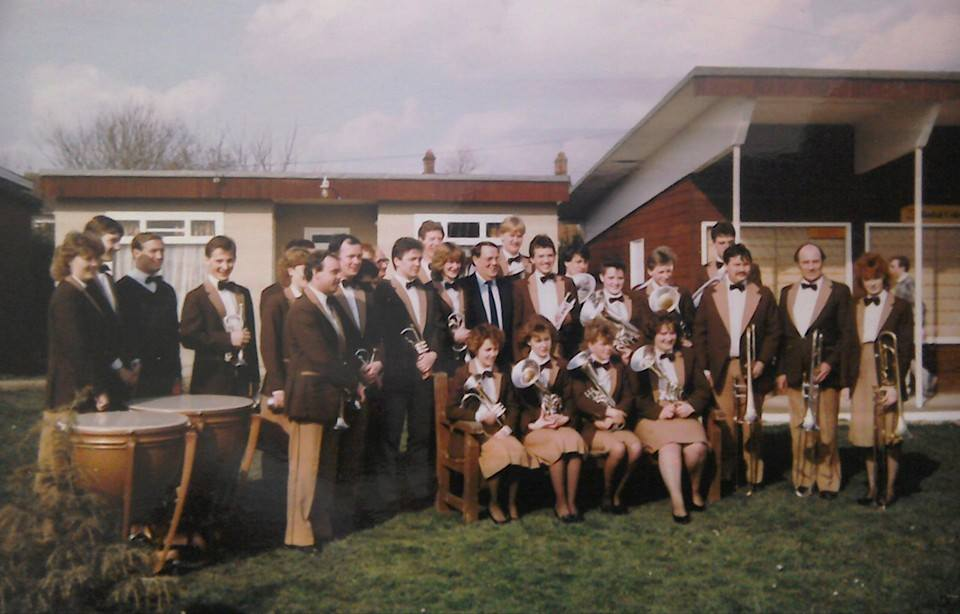Foss Dyke Brass Band are looking out for old Brown uniforms to complete their History Wall.