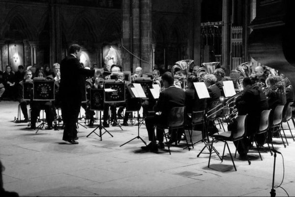 Foss Dyke Brass Band in concert