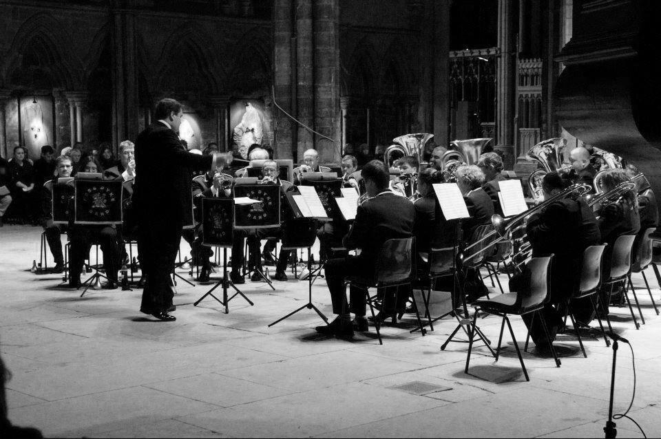 Foss Dyke Brass Band in concert