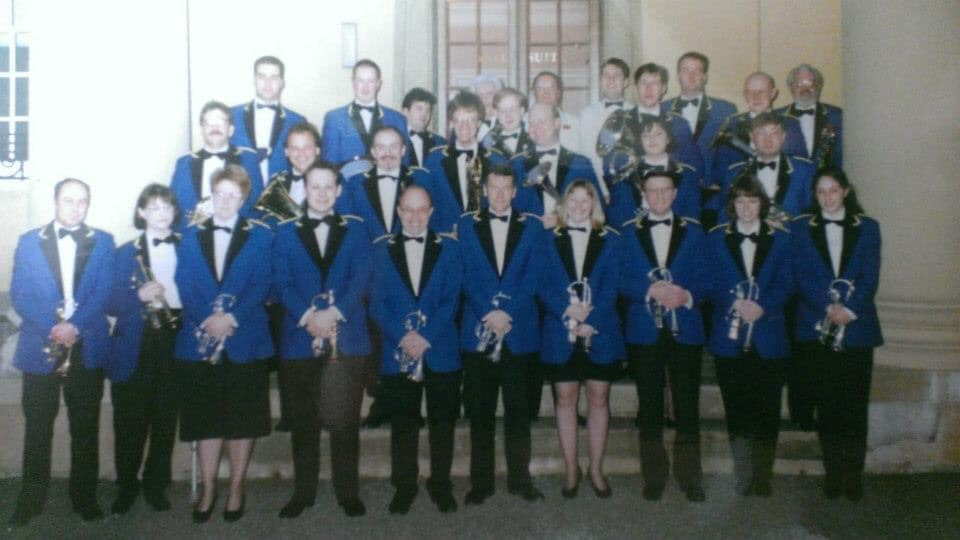 Foss Dyke Brass Band are looking out for old Blue uniforms to complete their History Wall.
