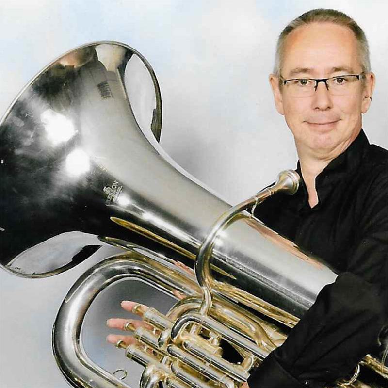 Rick Anker - Foss Dyke Brass Band